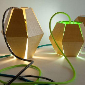 Loïc Bard, Lampe Capside