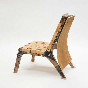Jean-René Douville-Tessier, F***ing awesome chair