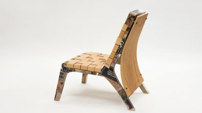 Jean-René Douville-Tessier, Fucking awesome chair