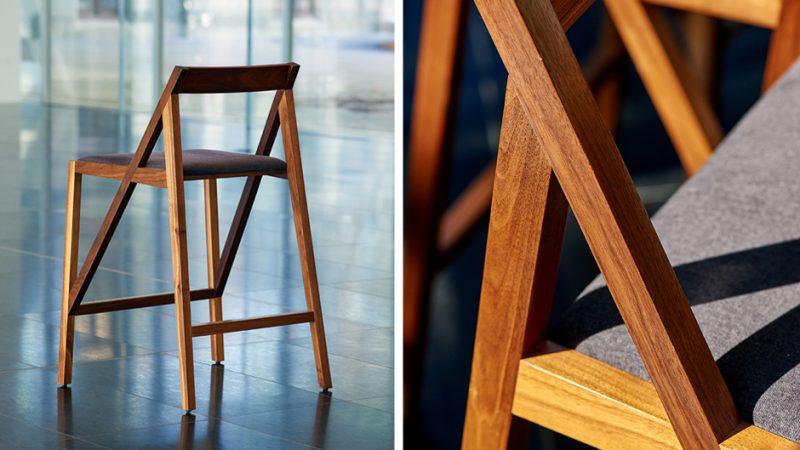 Pédagogique, muséale, lauréate : 1 chaise, 3 personnalités
